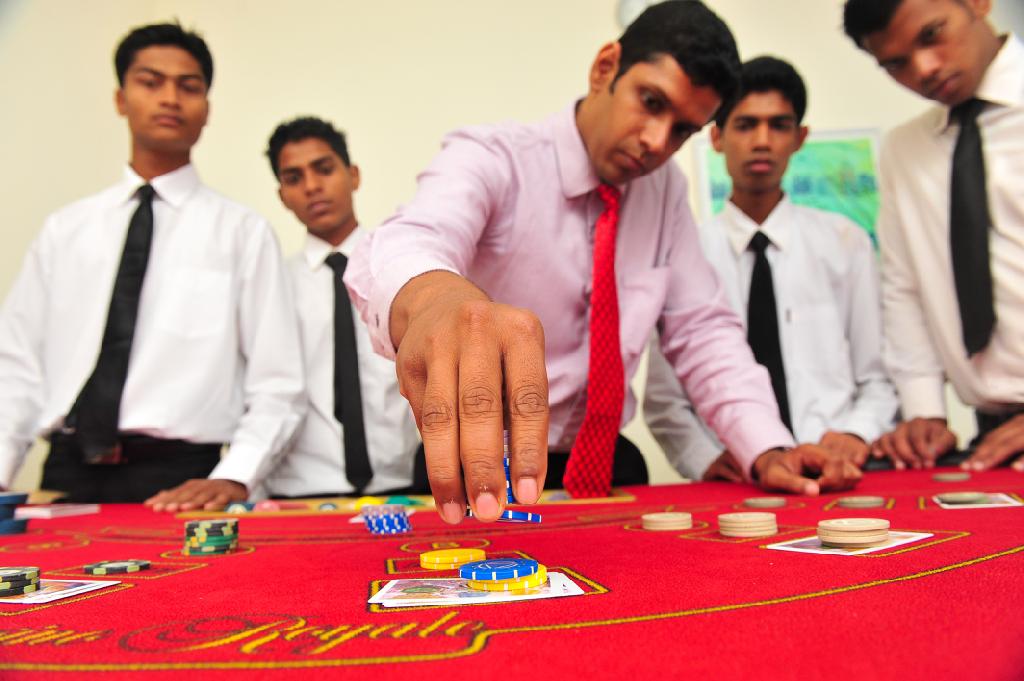Casino gaming training bonus code for casino del rio