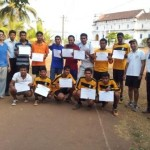 Inter-Batch Soccer Match